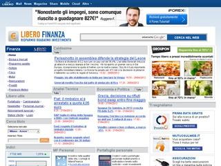 Libero: Finanza