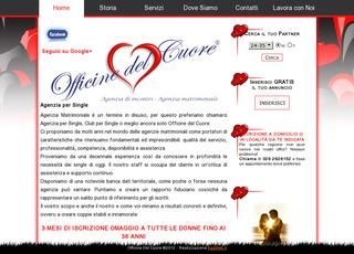 Agenzia Matrimoniale Officine del Cuore