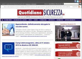 Quotidianosicurezza.it