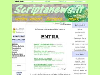 Scriptanews.it
