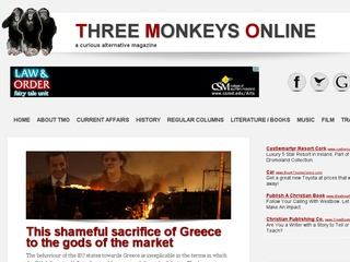 Three monkeys online